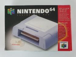 Memory Card Nintendo 64