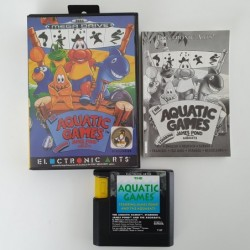 James Pond Aquatic Games