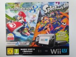 Console Wii U avec jeux...
