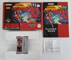 Super Metroid (big box)