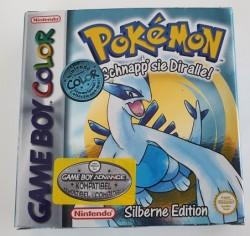 Pokémon Silberne Edition (DE)