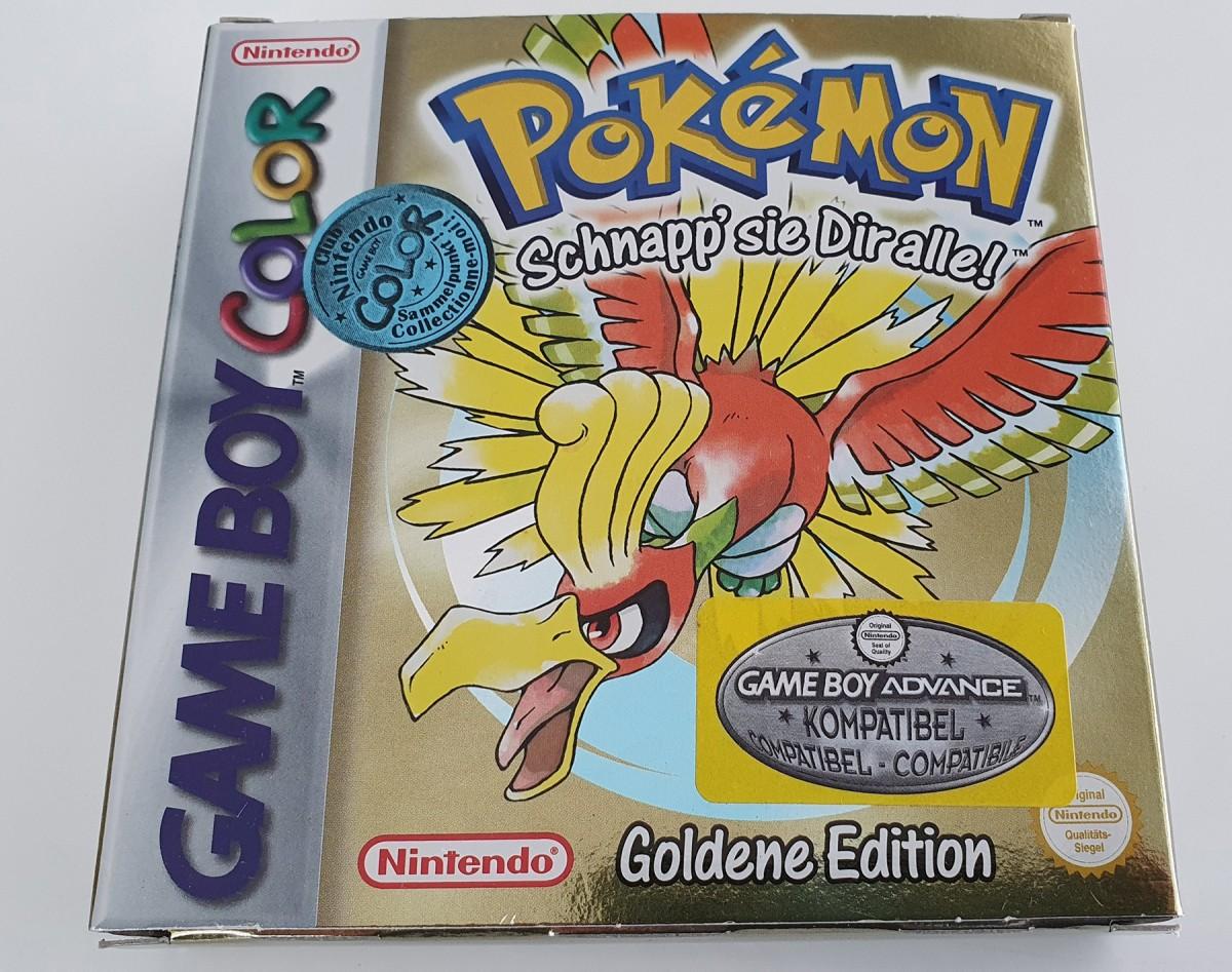 Pokemon Goldene Edition Lösung