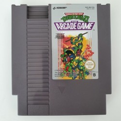 Turtles 2 The Arcade Game