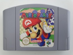 Mario Party 1