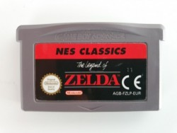 The Legend of Zelda - Nes...