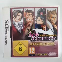 Ace Attorney...