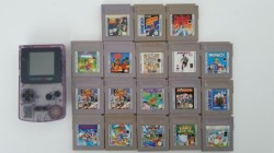Game Boy Color + 18 games