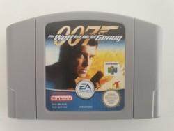 007 Die Welt Ist Nicht...