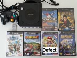 Gamecube + 5 games
