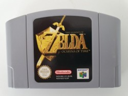 The Legend of Zelda Ocarina...