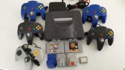 Nintendo 64 - Mario Kart -...