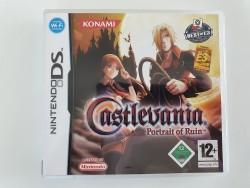 Castlevania Portait of Ruin
