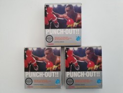 3x Punch-Out