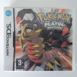 Boite seule Pokémon Platin...