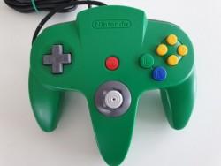 Controller N64 Green