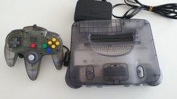 Console Nintendo 64 Black...