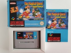 Mickey Mouse Magical Quest