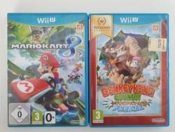 Mario Kart 8 + Donkey Kong...