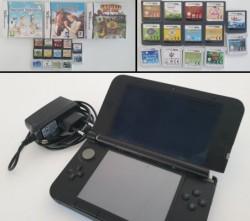Nintendo 3DS + 17 jeux