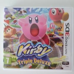 Kirby Triple Deluxe (FR,DE,…)