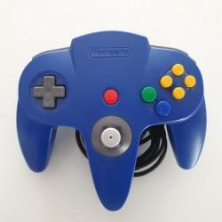 Controller N64 Blue