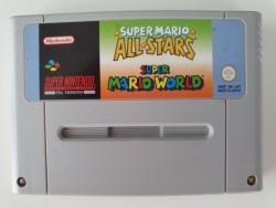 Super Mario All-Stars +...
