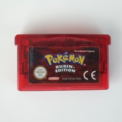 Pokémon Rubin Edition (DE)
