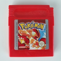 Pokémon Rote Edition (DE)