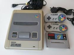 Console Super Nintendo +...