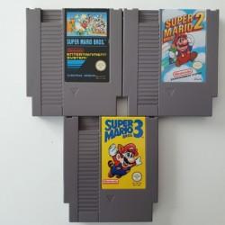 Super Marios Bros 1 + 2 + 3
