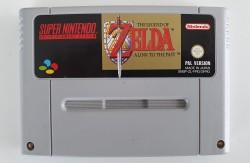 Legend of Zelda A Link To...