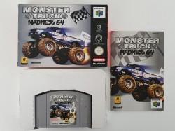 Monter Struck Madness 64