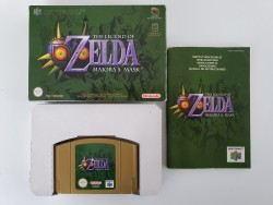 The Legend of Zelda...